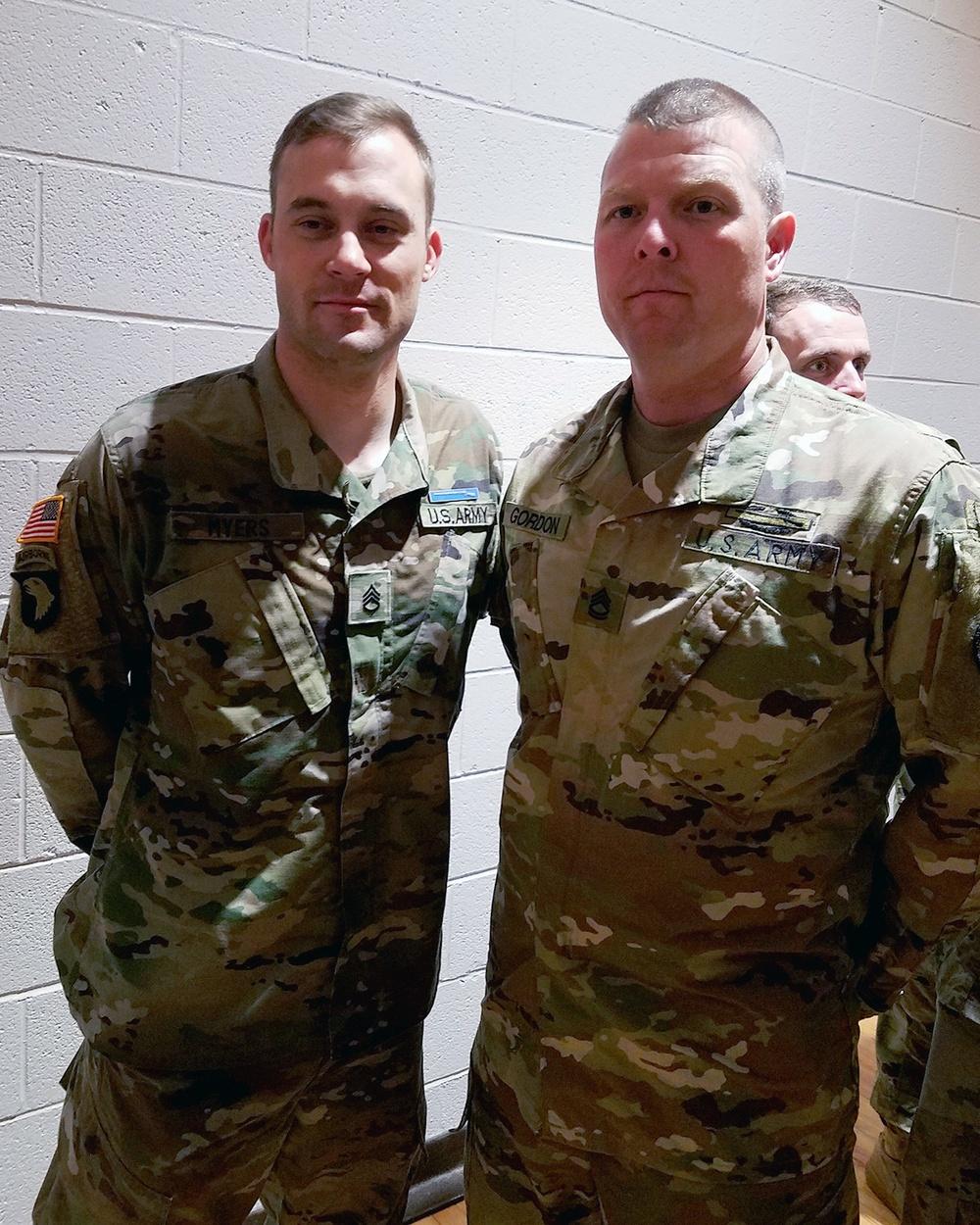 Kingsport Tennessee Native Earns Expert Infantry Badge