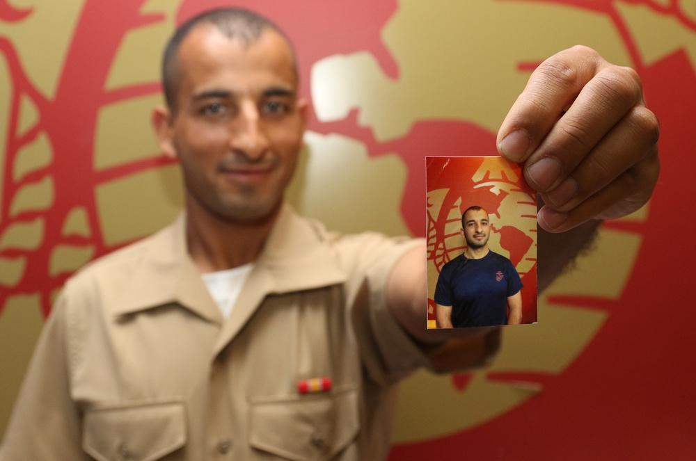 Afghan Interpreter Earns Elite Title as U.S. Marine