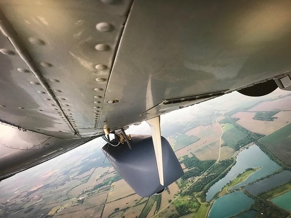 AFRL's cutting edge ISR platform commences Harvest Reaper flight testing