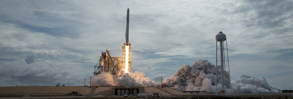 SpaceX CRS-11 Cargo Mission Launch
