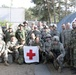 Medical professionals from U.S. and Croatia train together during Exercise Saber Strike 17