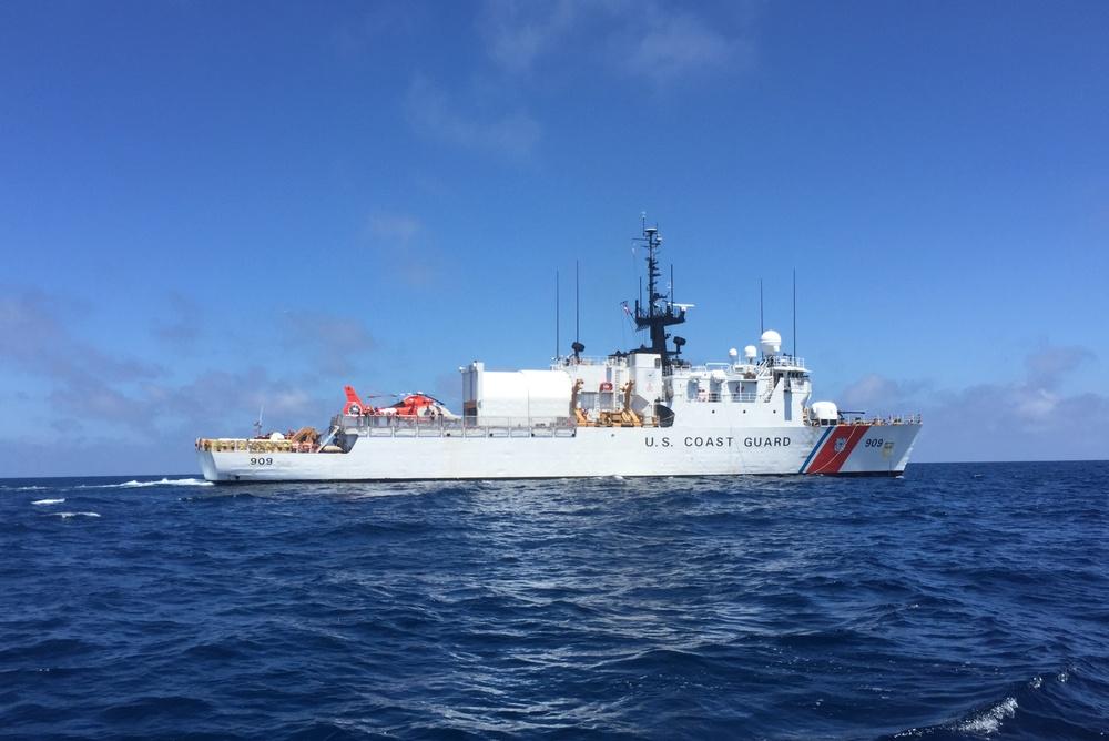 U.S. Coast Guard Cutter Campbell