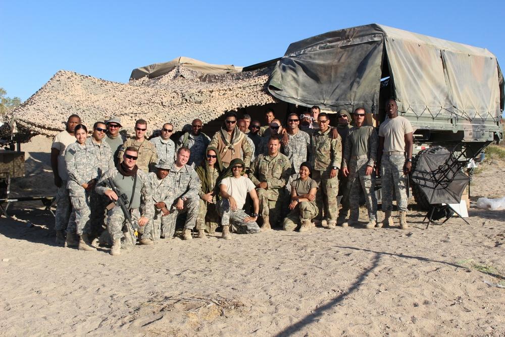 Company C, 478 Civil Affairs Battalion