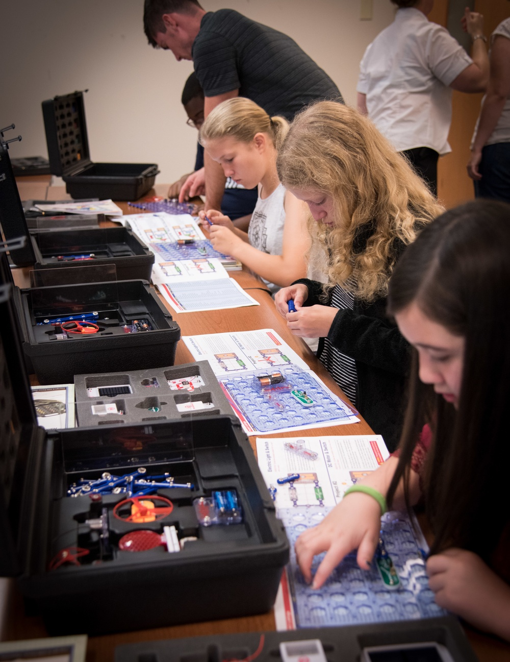 SPAWAR's Cybersecurity summer camp expands student enthusiasm in STEM careers.