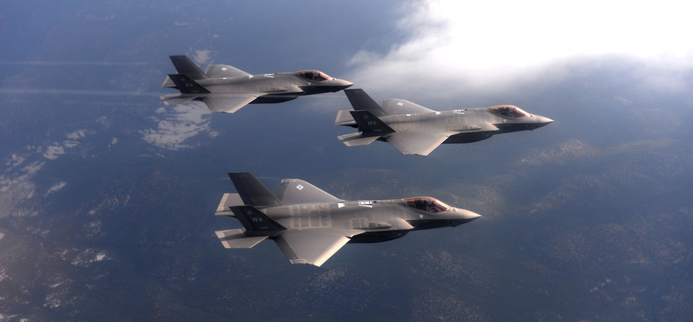 433rd WS integrates with new 6th WS F-35s