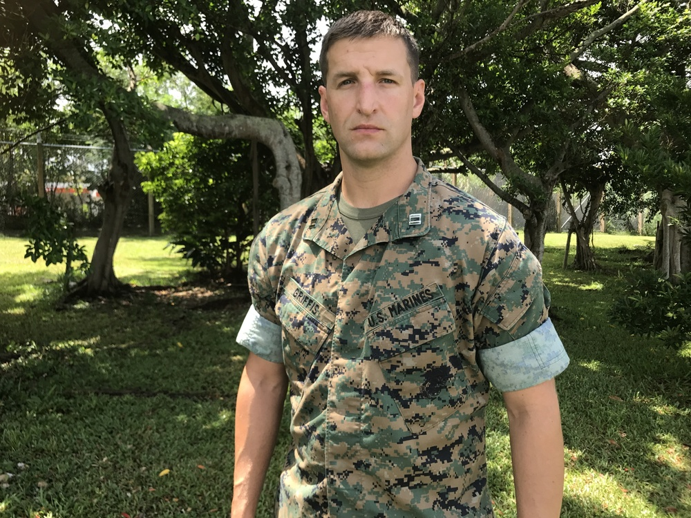 Marine aids in rescue of 7-year old Japanese boy, inspired to make a difference