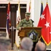 Army cyber Guard transition ceremony historic moment