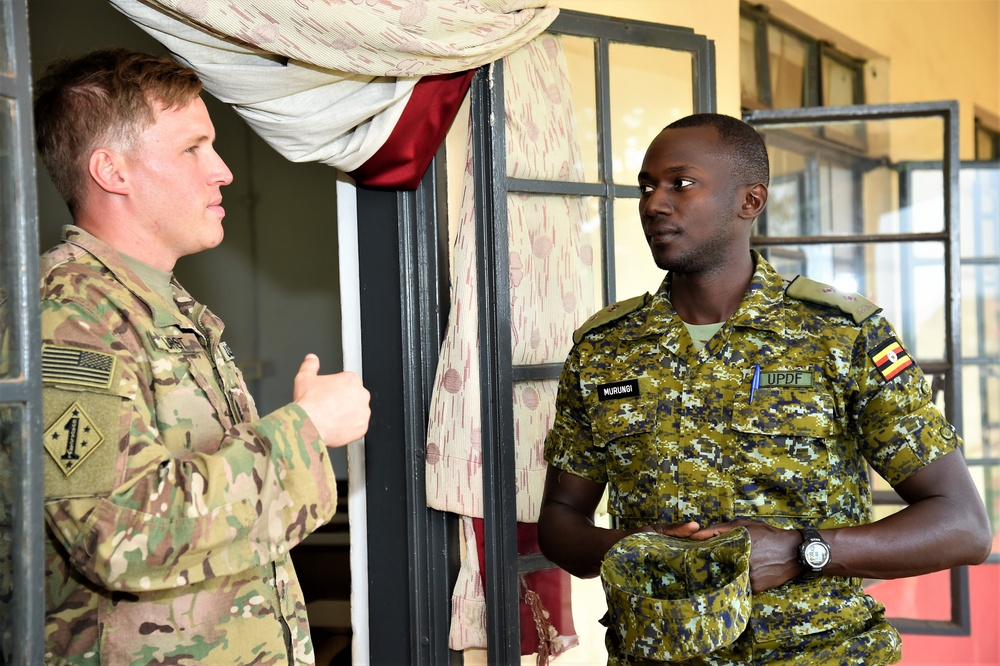 Uganda and CJTF-HOA soldiers merge MISO tactics, time to counter VEOs