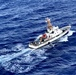Coast Guard Cutter Galveston Island searches for missing Army aviators off Oahu