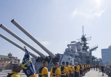 Naval Museum to host 20th Annual CPO Heritage Days Event for three days on October 19-20, 2021