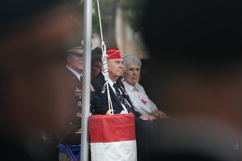 Fort Sam Houston celebrates WWI centennial