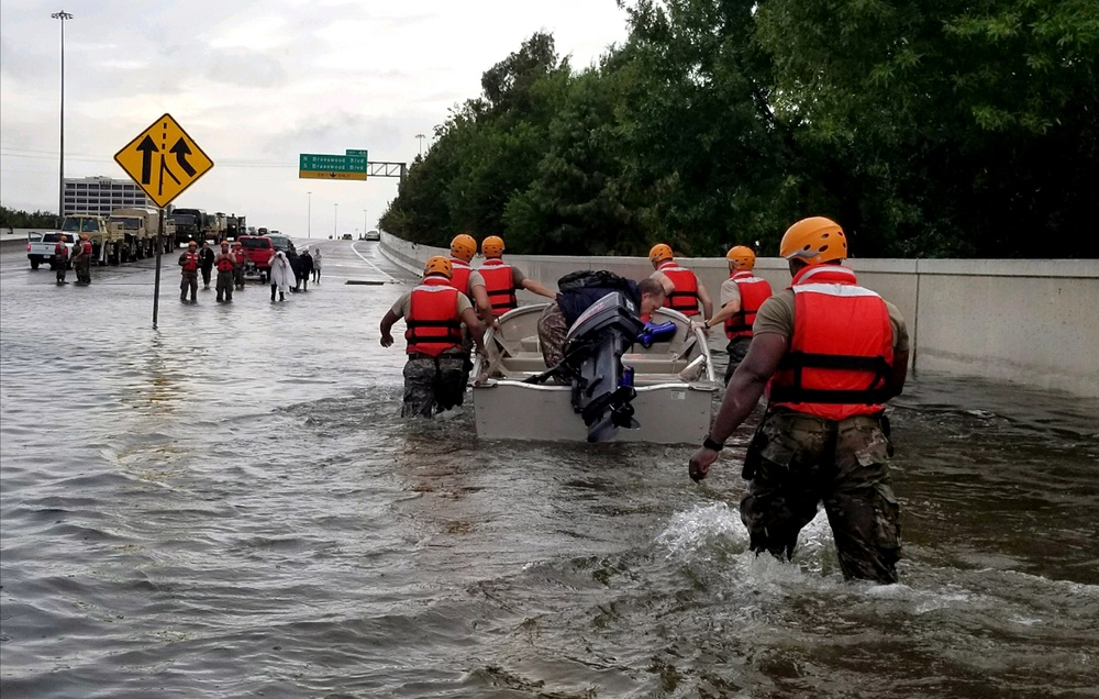 Hurrican Harvey Response