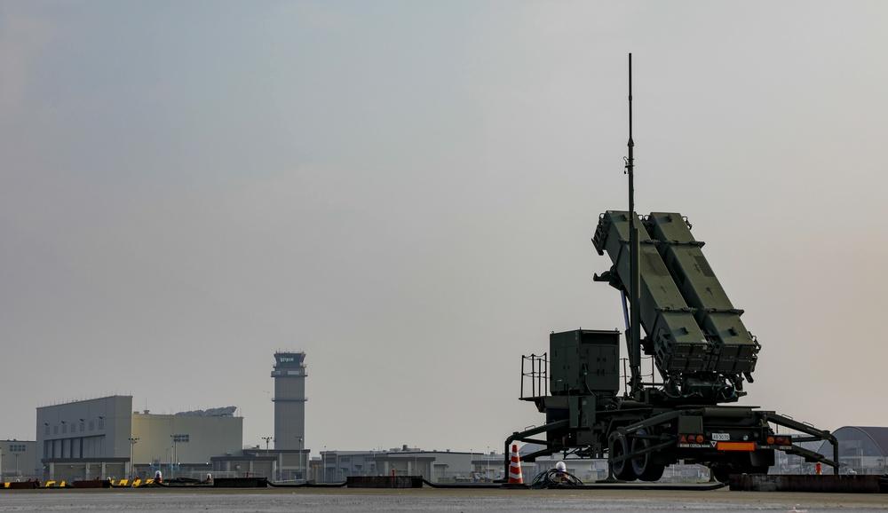Japan Air Self-Defense Force conducts Patriot Advanced Capability-3 training at Marine Corps Air Station Iwakuni