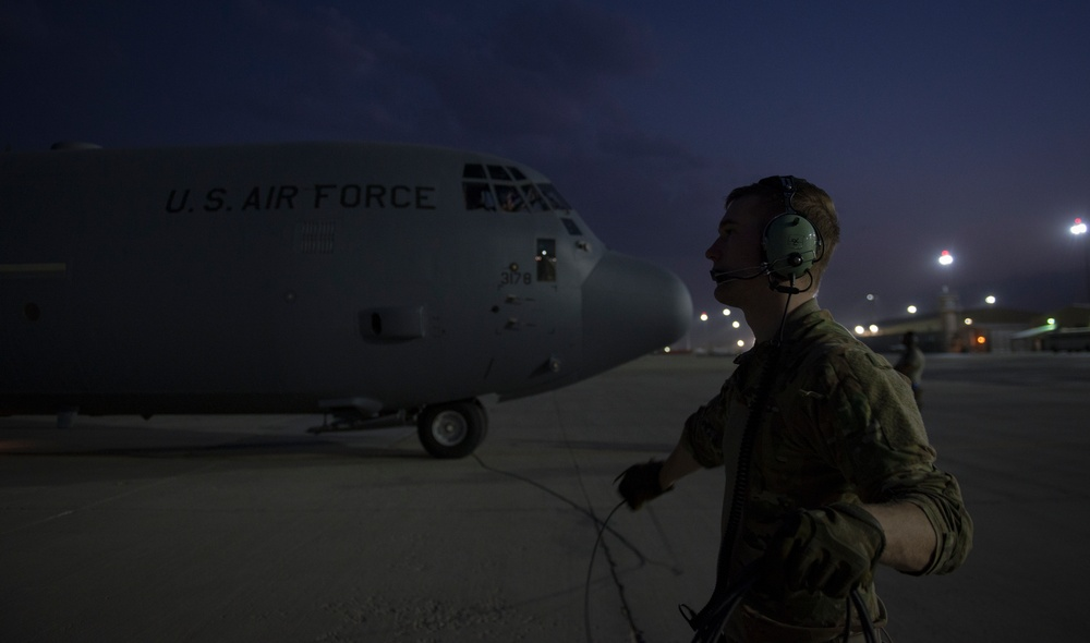 774th EAS conducts first combat airdrop in two-and-a-half years
