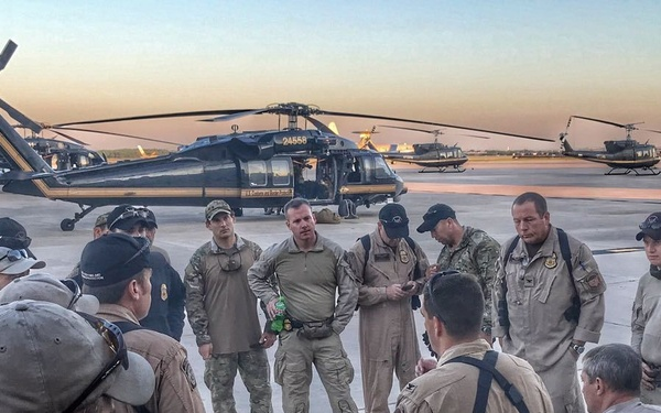 CBP Air and Marine Operations Morning Briefing