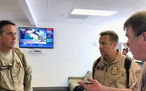 CBP Air and Marine Operations Aircrew Pre-Briefing