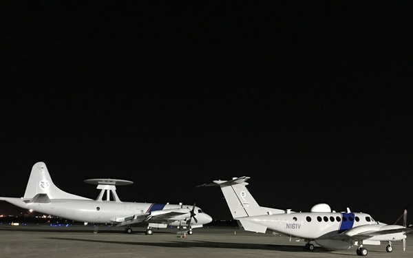 CBP Air and Marine Operations Assets