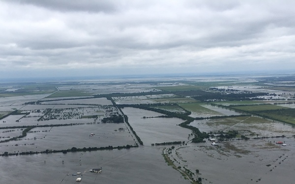 CBP Air and Marine Operations Documents Flooding