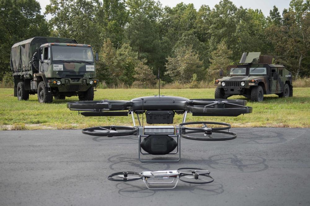 Drone/JTARV
