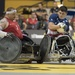 Wheelchair Rugby Semi-finals at Invictus Games 2017