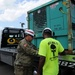 U.S. Army Corps of Engineers provide generators for critical facilities in Puerto Rico