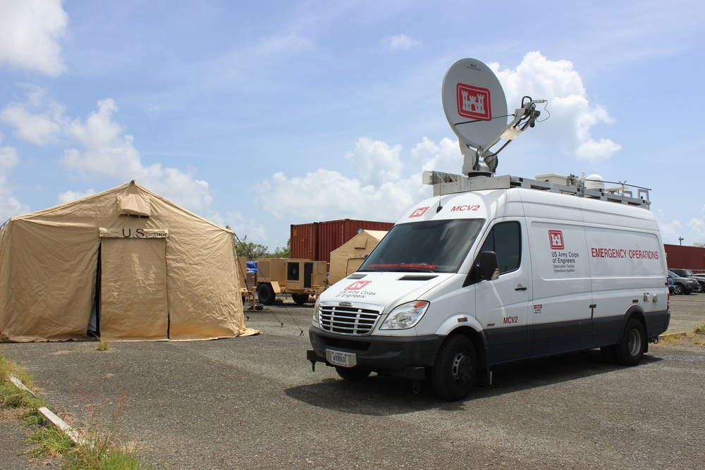 Mobile Communications Vehicle brings connectivity to the ISB