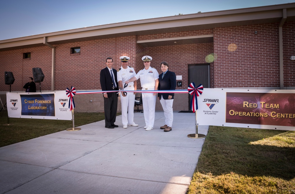 Two New Facilities Highlight SSC Atlantic's Commitment to Cybersecurity