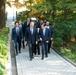 SD visits South Korea's Blue House