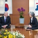 SD meets with South Korean Minister of Foreign Affairs