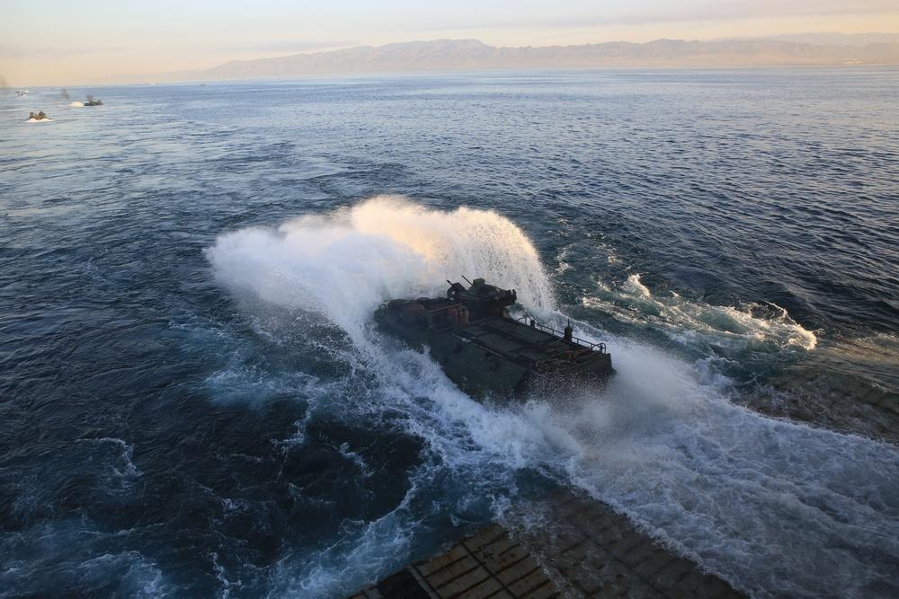 Exercise Dawn Blitz 2017 Amphibious Assault