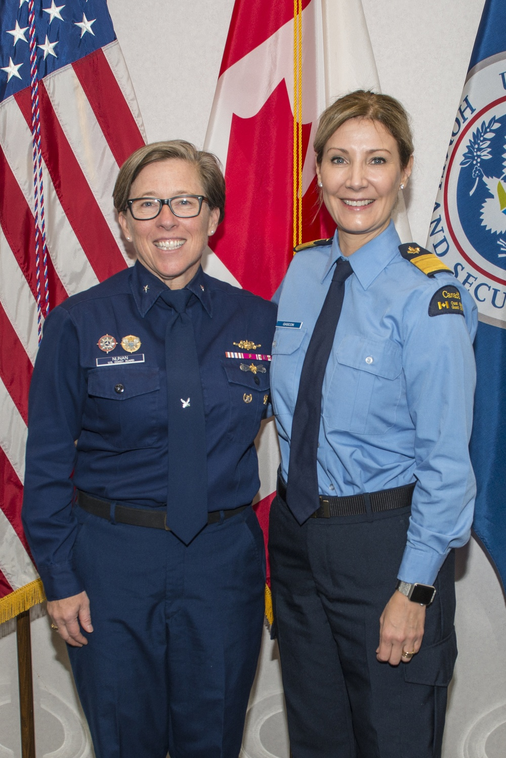 U.S., Canadian Coast Guards meet for annual ice conference in Cleveland