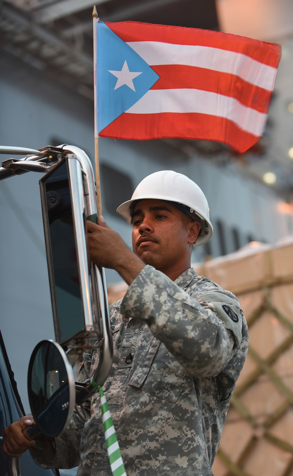 Puerto Rico relief efforts hit close to home