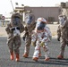 Decontamination exercise increases combat readiness at Camp Buehring