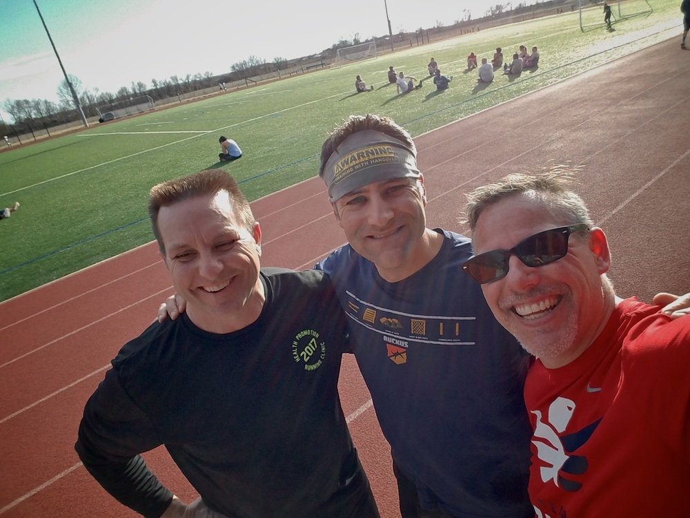 Learning to love running, or at least like it, week 4