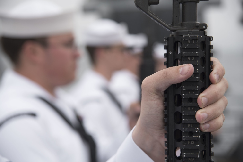 USS SAN JACINTO