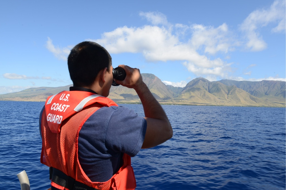 Imagery Available: Coast Guard conducts 10th annual Operation Kohola Guardian