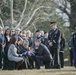 Full Honors Funeral for U.S. Army Sgt. 1st Class Mihail Golin in Section 60