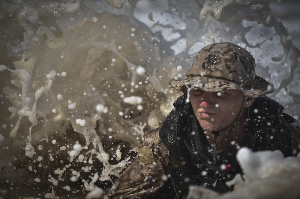 US Special Forces • Recon Marines Team Leader
