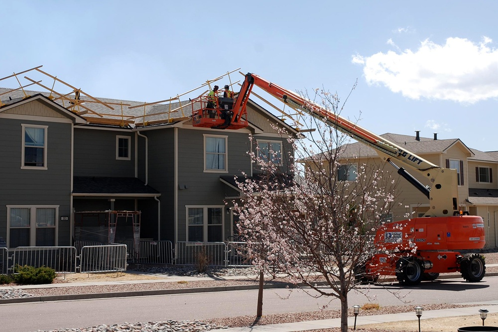Peterson AFB still recovering from ruthless 2016 hailstorm