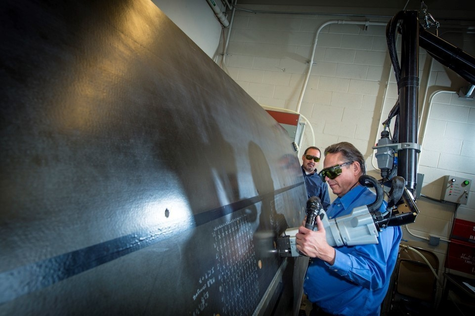Air Force collaboration could increase use of composites in aerospace manufacturing