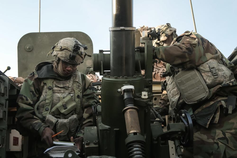 Mortar PMCS
