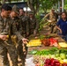 U.S. Marines learn jungle survival with Royal Thai counterparts