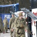 S.C. Army National Guard Air Defense Artillery Brigade Troops, arrive at Bismarck Kaserne in Ansbach, Bavaria, Germany