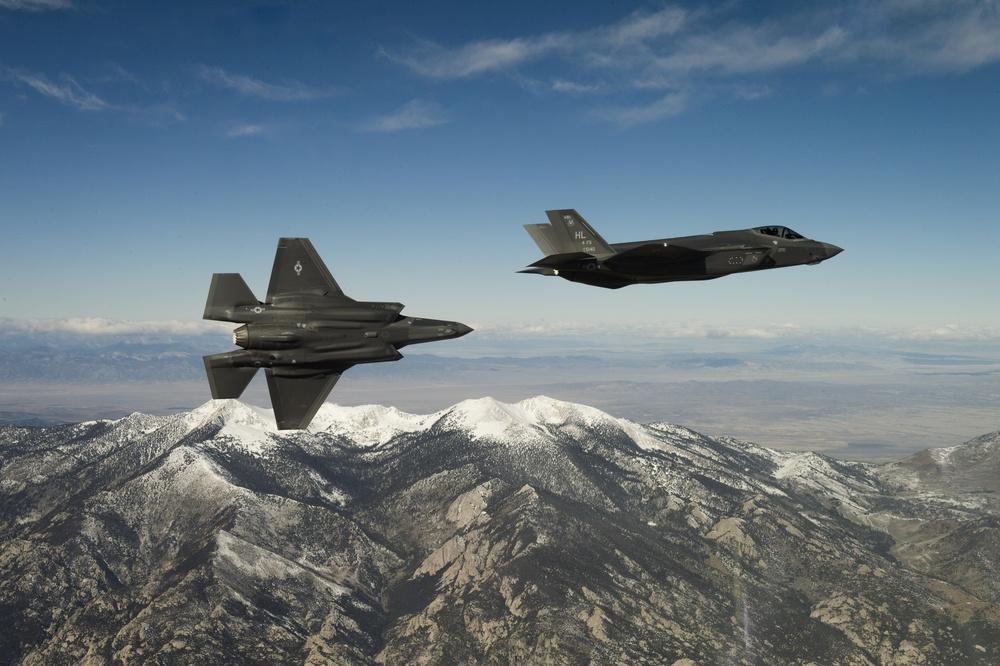 F-35A Training