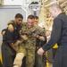 USS Bonhomme Richard (LHD 6) Sailors train to respond to medical emergencies