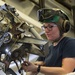USS Bonhomme Richard (LHD 6) Sailors Conduct Helicopter Maintenance