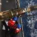 USS Mustin conducts replenishment-at-sea (RAS) with USNS Rappahannock