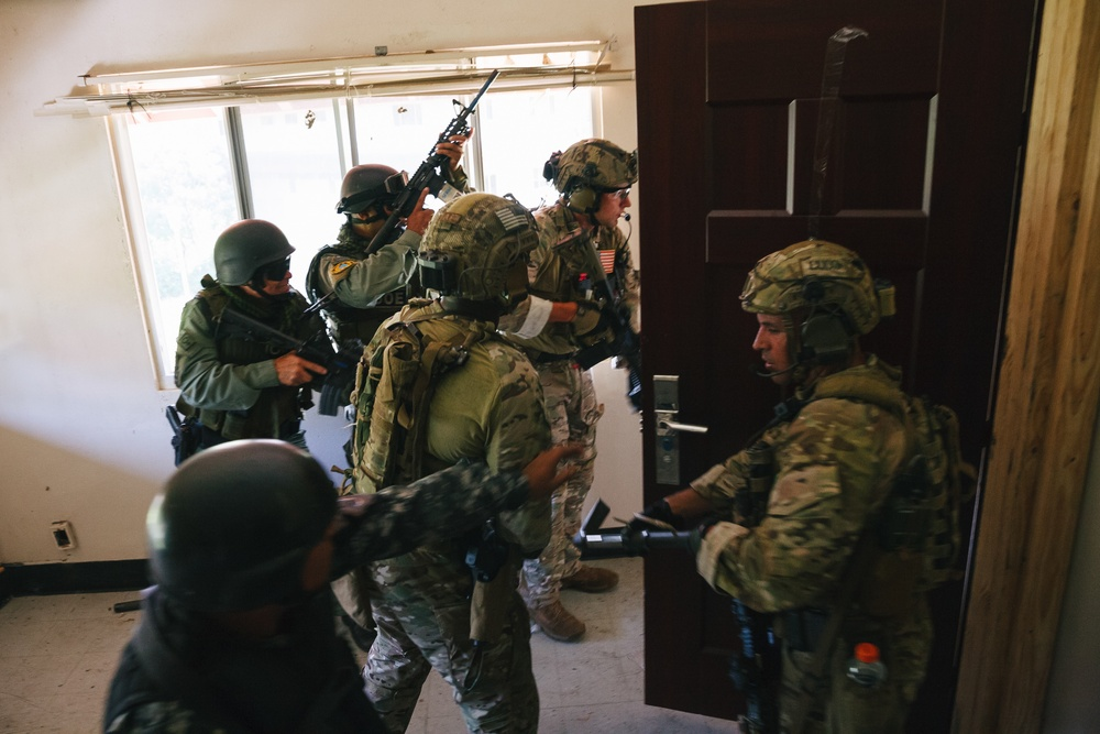 Training boosts US response capabilities in the Americas