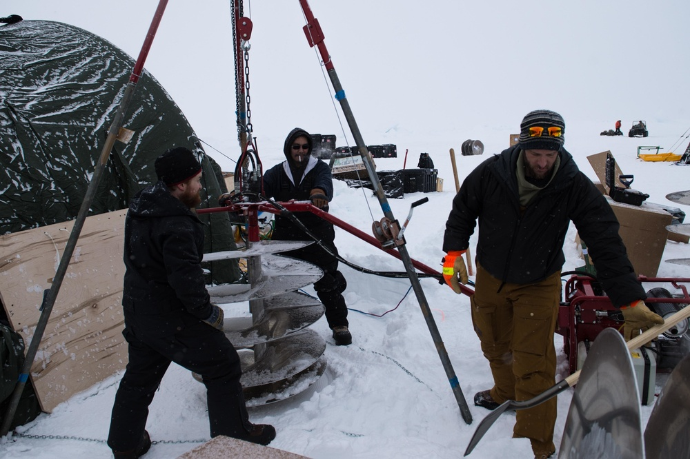 Building Ice Camp Skate