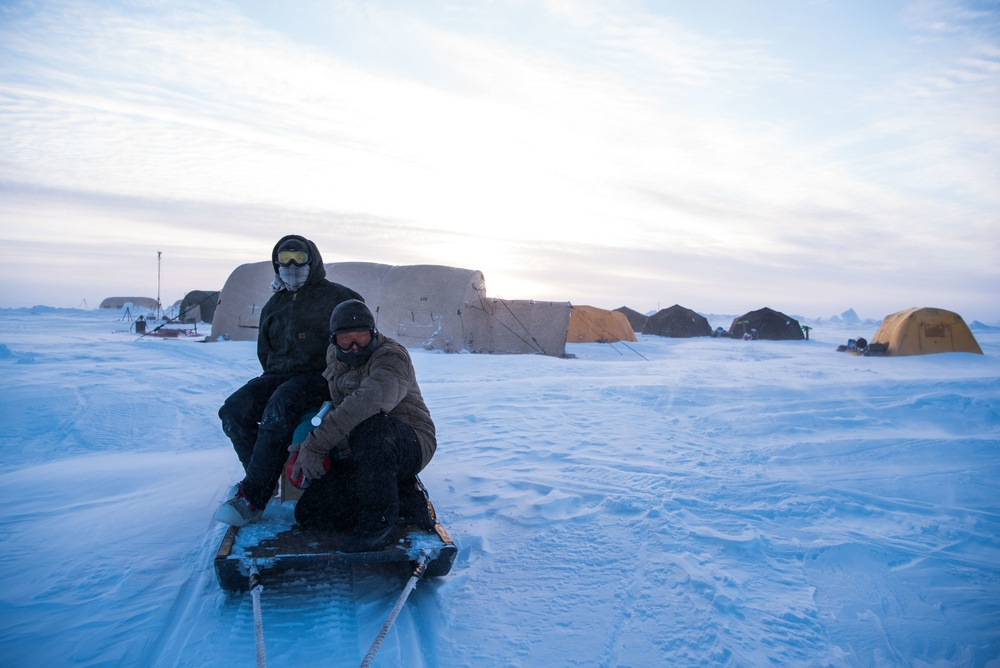 Life at Ice Camp Skate